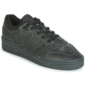 Obuća Muškarci  Niske tenisice adidas Originals RIVALRY LOW Crna
