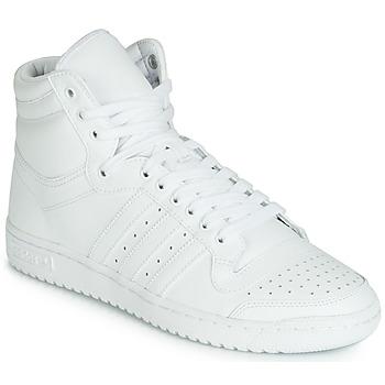 Obuća Muškarci  Visoke tenisice adidas Originals TOP TEN HI Bijela
