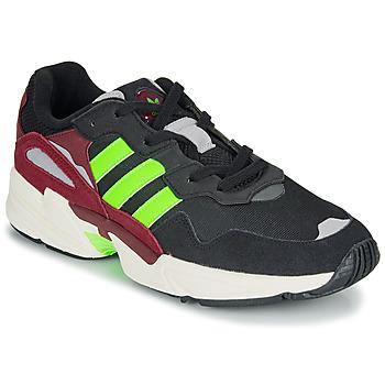 Obuća Muškarci  Niske tenisice adidas Originals YUNG-96 Crna / Zelena