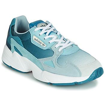 Obuća Žene  Niske tenisice adidas Originals FALCON W Blue