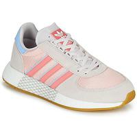 Obuća Žene  Niske tenisice adidas Originals MARATHON TECH W Siva / Ružičasta