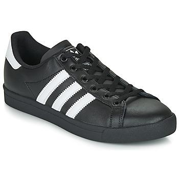 Obuća Djeca Niske tenisice adidas Originals COAST STAR J Crna / Bijela