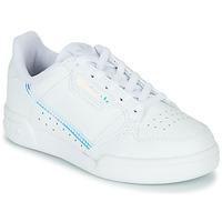 Obuća Djeca Niske tenisice adidas Originals CONTINENTAL 80 C Bijela / Blue