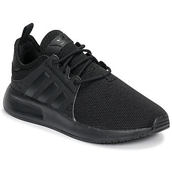 Obuća Dječak  Niske tenisice adidas Originals X_PLR C Crna