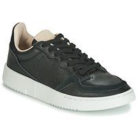 Obuća Djeca Niske tenisice adidas Originals SUPERCOURT J Crna