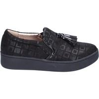 Obuća Žene  Slip-on cipele Uma Parker BR54 Crna