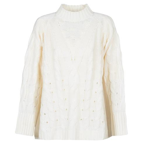 Odjeća Žene  Puloveri Betty London LOYD Krem boja