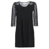 Odjeća Žene  Kratke haljine Betty London LUUNA Crna