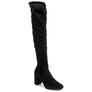 Obuća Žene  Čizme iznad koljena Betty London LAHNA Crna