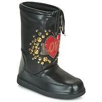 Obuća Žene  Čizme za snijeg Love Moschino SKI BOOT Crna