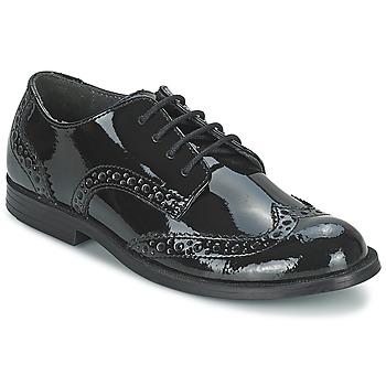 Obuća Djevojčica Derby cipele Start Rite BURFORD Crna