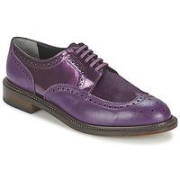 Obuća Žene  Derby cipele Robert Clergerie ROEL Ljubičasta