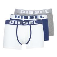 Donje rublje Muškarci  Bokserice Diesel DAMIEN Bijela / Siva