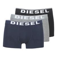Donje rublje Muškarci  Bokserice Diesel DAMIEN Siva / Crna