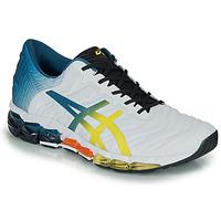 Obuća Muškarci  Niske tenisice Asics GEL-QUANTUM 360 5 Bijela / Multicolour