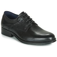 Obuća Muškarci  Derby cipele Carlington LUCIEN Crna