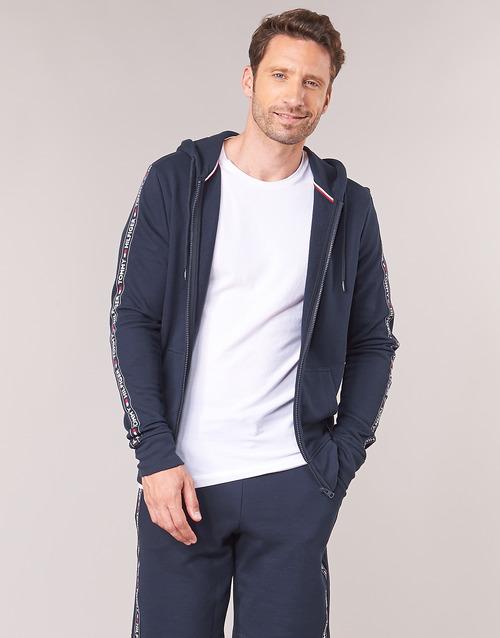 Odjeća Muškarci  Sportske majice Tommy Hilfiger AUTHENTIC-UM0UM00708 Blue