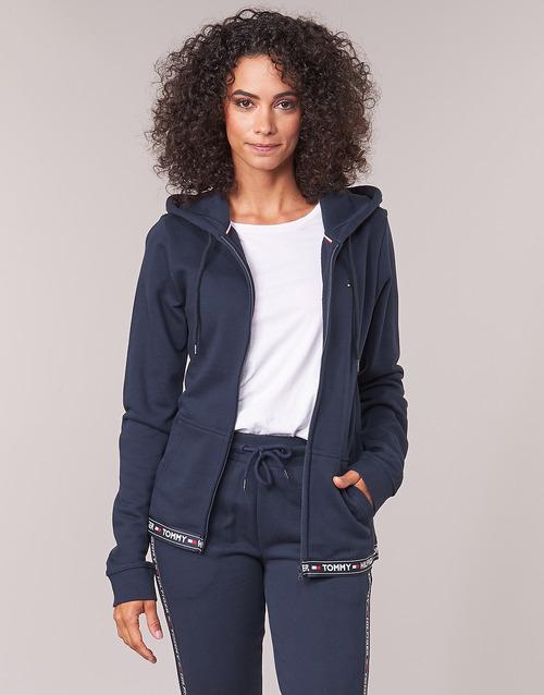 Odjeća Žene  Sportske majice Tommy Hilfiger AUTHENTIC-UW0UW00582 Blue