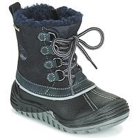 Obuća Djeca Čizme za snijeg Primigi FLEN-E GORE-TEX Blue