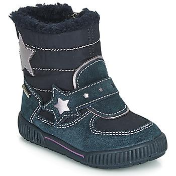 Obuća Djevojčica Čizme za snijeg Primigi RIDE 19 GORE-TEX Blue