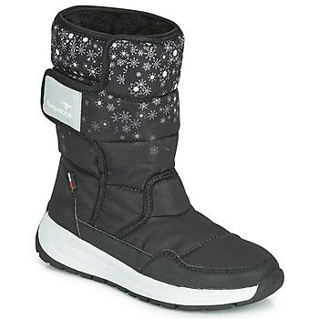 Obuća Žene  Gumene čizme Kangaroos K-FLUFF RTX Crna / Siva