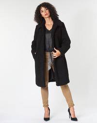 Odjeća Žene  Kaputi Le Temps des Cerises DOLL Crna