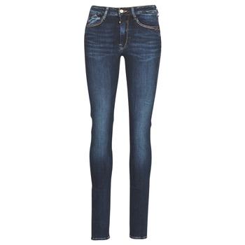 Odjeća Žene  Slim traperice Le Temps des Cerises PULP HIGH SLIM Blue
