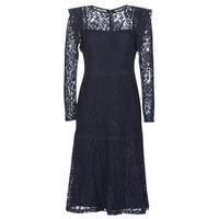 Odjeća Žene  Kratke haljine Lauren Ralph Lauren BLAIR Blue