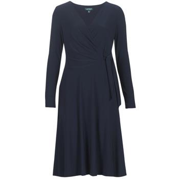 Odjeća Žene  Duge haljine Lauren Ralph Lauren COREEN Blue