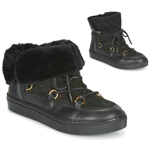 Obuća Žene  Čizme za snijeg Casual Attitude LONE Crna