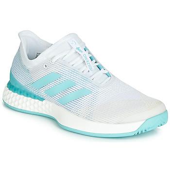 Obuća Žene  Running/Trail adidas Performance ADIZERO UBERSONIC 3M X PARLEY Bijela / Blue