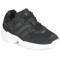 Obuća Djeca Niske tenisice adidas Originals YUNG-96 C Crna