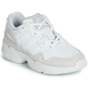 Obuća Djeca Niske tenisice adidas Originals YUNG-96 C Bijela