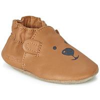 Obuća Djeca Papuče za bebe Robeez SWEETY BEAR Camel