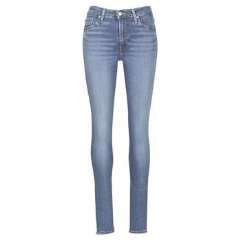 Odjeća Žene  Skinny traperice Levi's 721 HIGH RISE SKINNY Los / Angeles / Sun