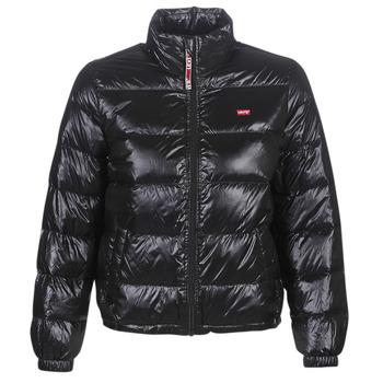 Odjeća Žene  Pernate jakne Levi's FRANCINE DOWN PCKBLE JKT Crna