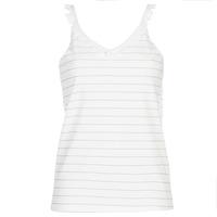 Odjeća Žene  Topovi i bluze Betty London KATACEL Bijela / Zlatna