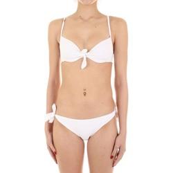 Odjeća Žene  Dvodijelni kupaći kostimi Joséphine Martin MARA Bianco