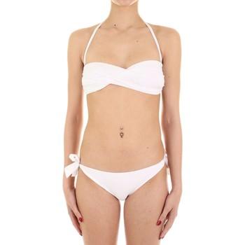 Odjeća Žene  Dvodijelni kupaći kostimi Joséphine Martin CARAMELLA Bianco