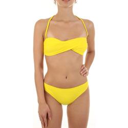 Odjeća Žene  Dvodijelni kupaći kostimi Joséphine Martin CARAMELLA Giallo