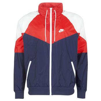 Odjeća Muškarci  Vjetrovke Nike M NSW HE WR JKT HD + Multicolour