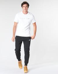 Odjeća Muškarci  Donji dio trenirke Nike M NSW CLUB JGGR BB Crna