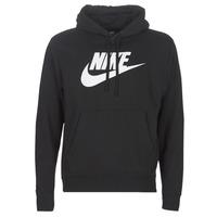 Odjeća Muškarci  Sportske majice Nike M NSW CLUB HOODIE PO BB GX Crna