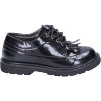 Obuća Djevojčica Derby cipele Enrico Coveri Klasična BR252 Crno