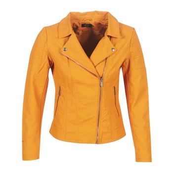 Odjeća Žene  Kožne i sintetičke jakne Only ONLMEGAN Žuta