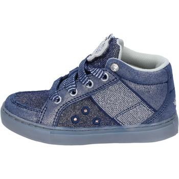 Obuća Djevojčica Visoke tenisice Lelli Kelly sneakers tessuto camoscio Blu