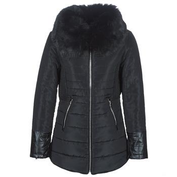Odjeća Žene  Pernate jakne Betty London LACAMAS Crna