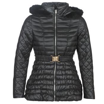 Odjeća Žene  Pernate jakne Moony Mood LESLIE Crna