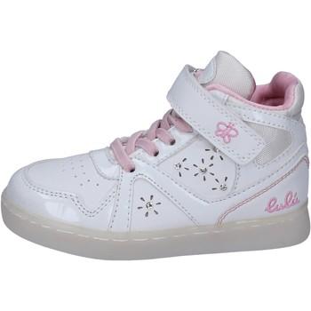 Obuća Djevojčica Visoke tenisice Lulu BR351 Bijela