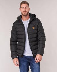 Odjeća Muškarci  Pernate jakne Urban Classics BASIC BUBBLE JACKET Crna
